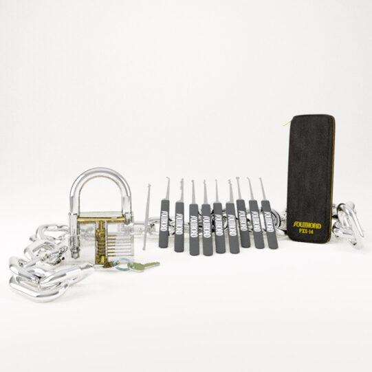 PXS-14 Lockpick set training kit