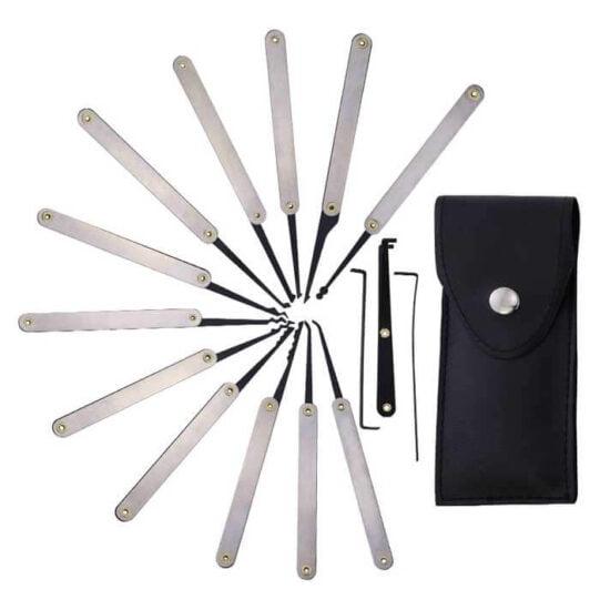 Lockpick set om sloten mee open te maken