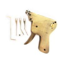 Handmatige lockpick gun