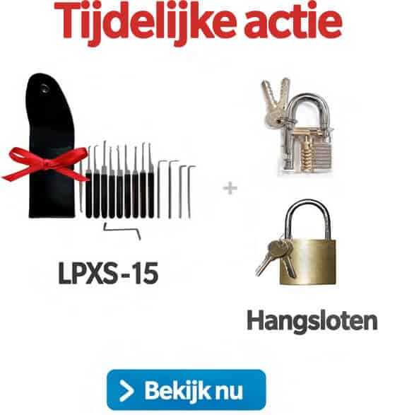 Lockpick actie Juni