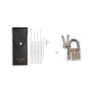 Lockpicks met oefensloten koop je bij LockpickWebwinkel – de lockpick winkel van Nederland