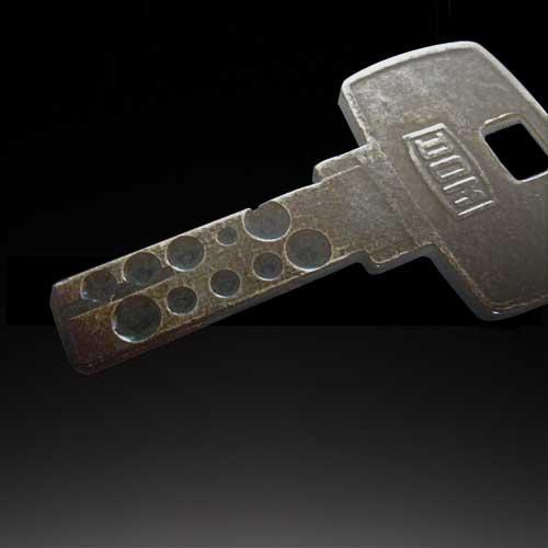 Dimple lock sleutel