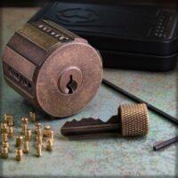 Lastig oefenslot voor Lockpicking van Sparrows te koop bij Lockpickwebwinkel