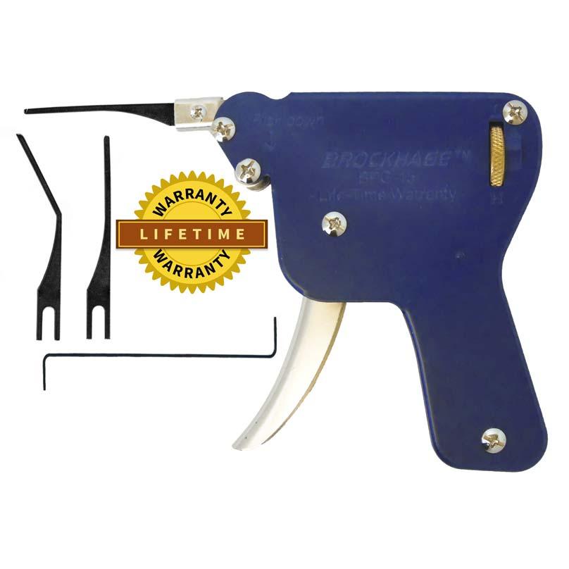 Handmatige Lockpick Gun voor EU sloten