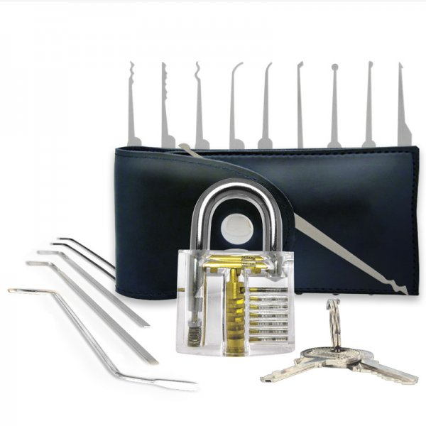 Lockpicking-Universiteit-Introductie-set