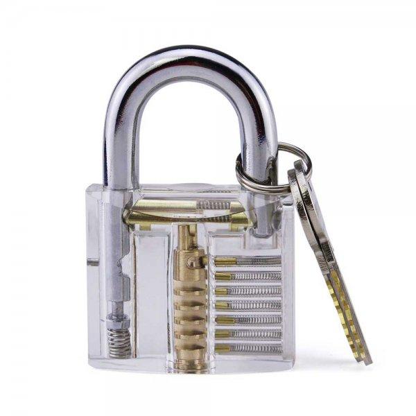 Lockpick-Oefenslot-Hangslot