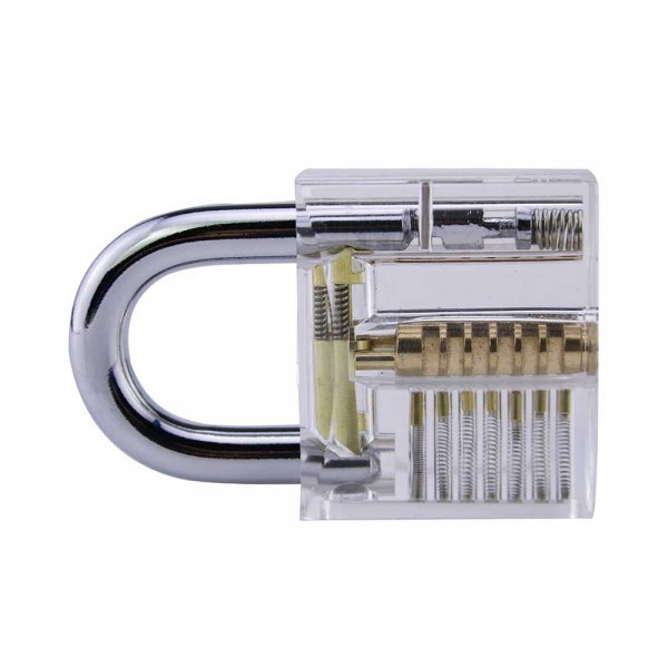 Oefenslot-Lockpicking-Hangslot