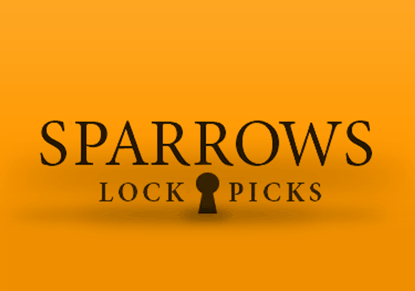 Sparrows Lockpicking Dietrich
