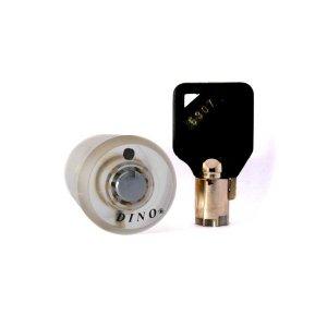 DINO-Oefenslot-Radiaalslot-Spool-pinnen-met-Sleutel
