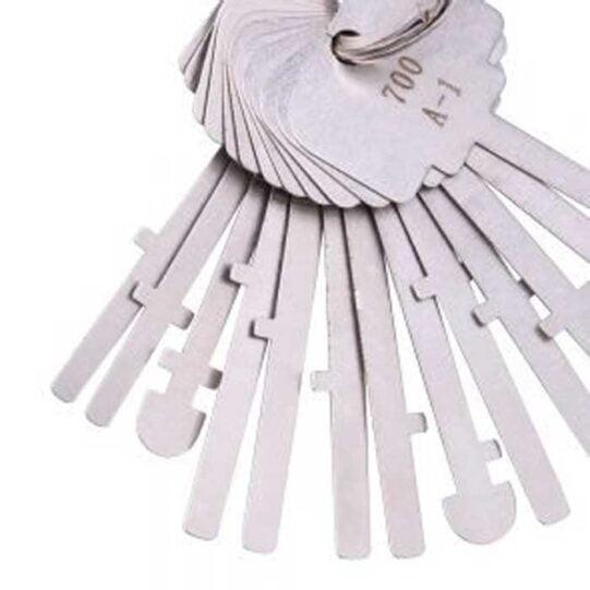 Warded lockpick set 40 stuks