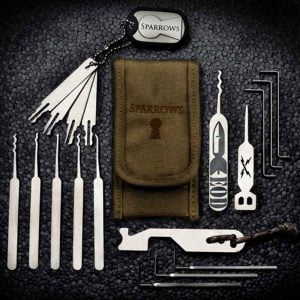 Sparrows lockpick set