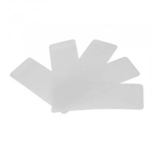 Plastic kaart om deur mee te openen