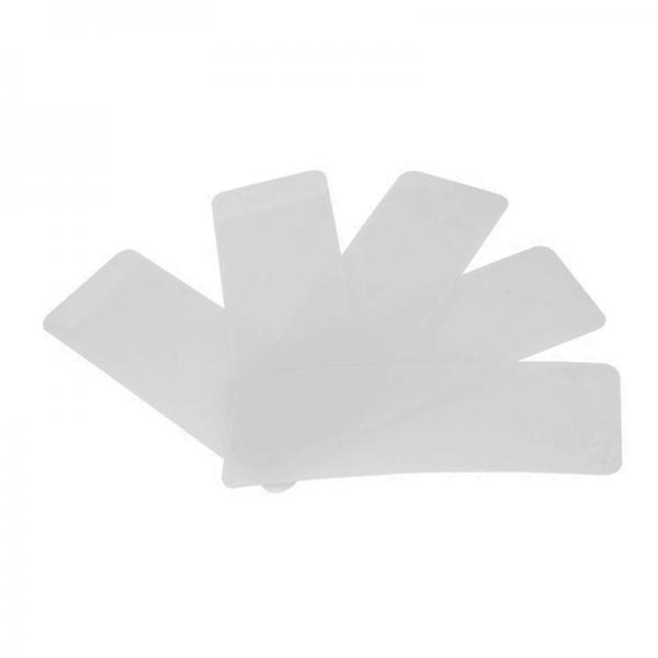 Flipperkaarten-plastic
