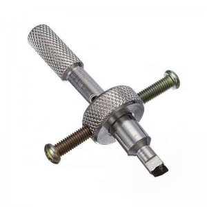Plaatjescilinder-lockpick
