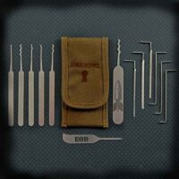 Sparrows EOD Lockpick set