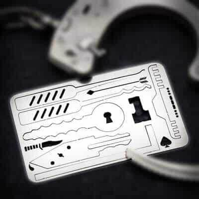 Gadget Chaos Kaart Lockpicking Sparrows