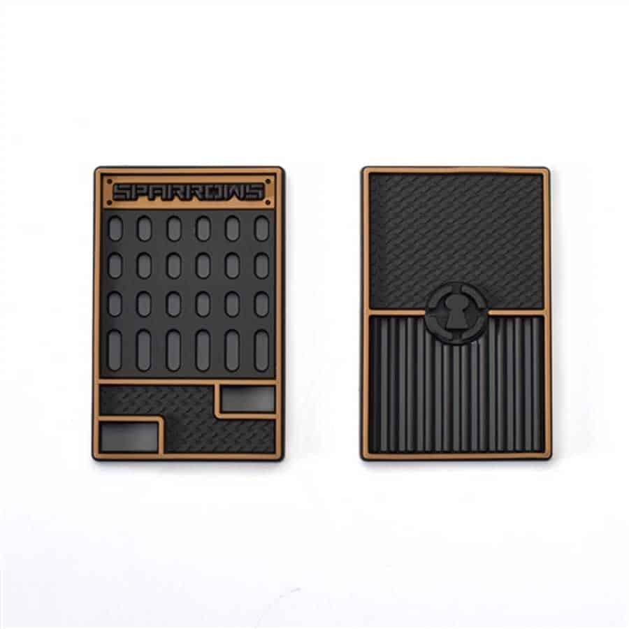 Lockpick mat mini Sparrowslockpicks