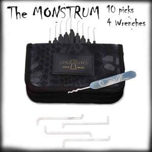 Sparrowslockpicks-Monstrum