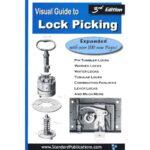 boek over lockpicking