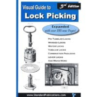 boek over lockpicking