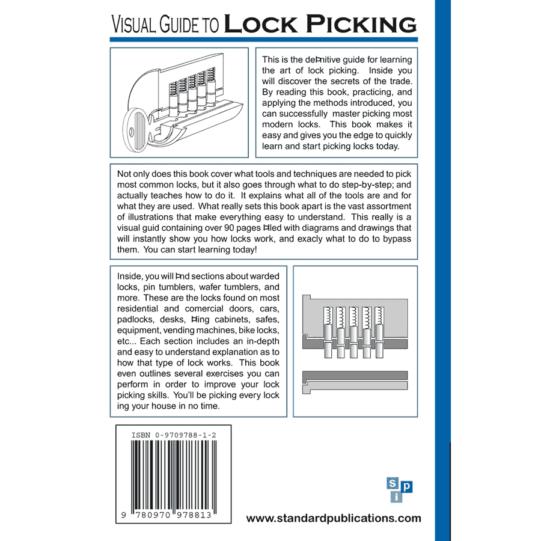 Lockpick boek