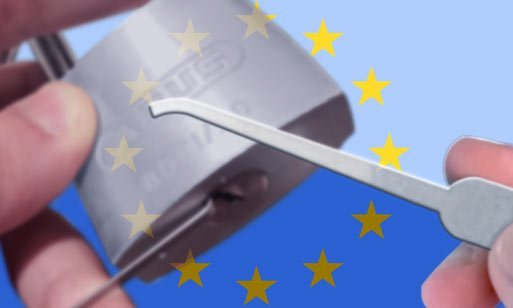 European lockpicks