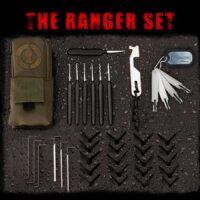 Sparrows Ranger Set Groen