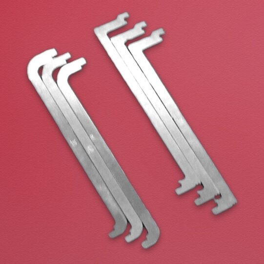 Prybar tensionwrenches