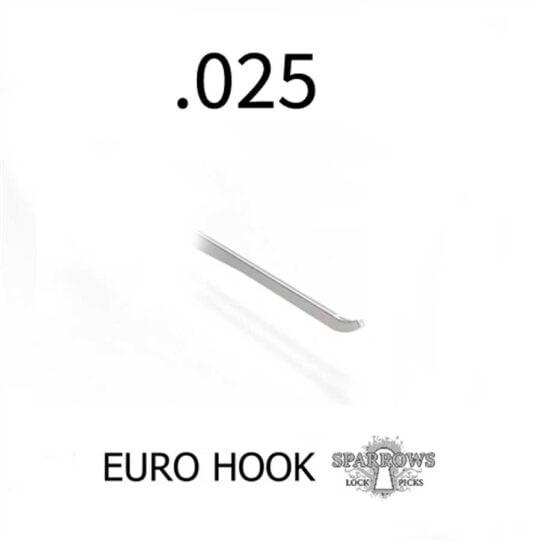 """Sparrows Euro Hook .025"""""""