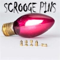 Sparrows Scrooge Pins