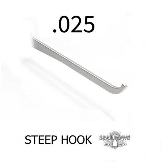 """Sparrows Steep Hook .025"""""""