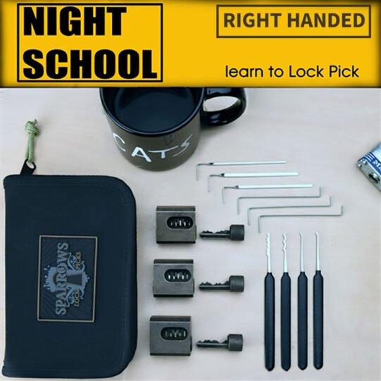 Sparrows Night School set (Rechts)