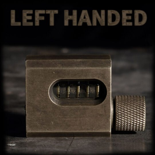 Cut Away Serrated Left Handed