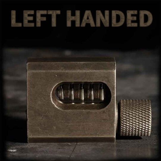 Sparrows Cutaway – Standard Pins (linkshandig)