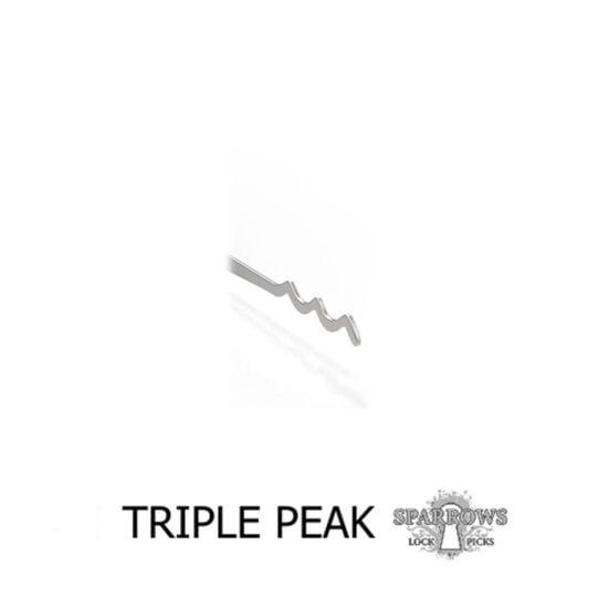 Sparrows Triple Peak