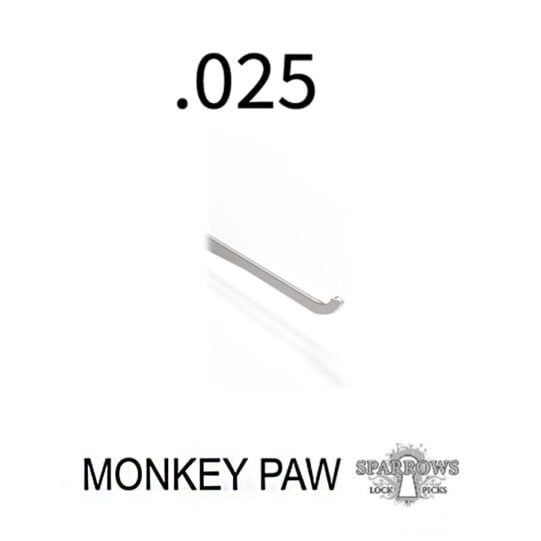 Monkey Paw small handle