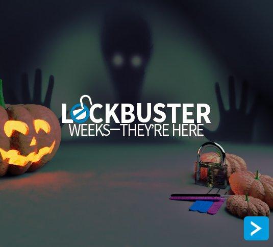 Lockpick aanbiedingen halloween 2021